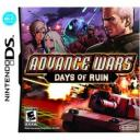 Advance Wars: Days of Ruin Box Cover
